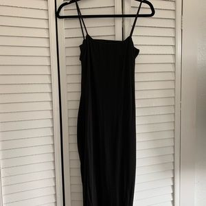 Kendall & Kylie Black Dress